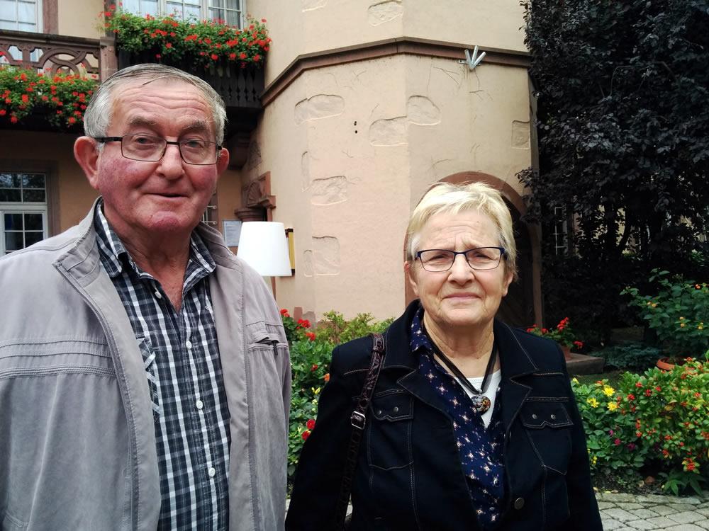 Odile et Robert Digel - Meublé de tourisme en Alsace